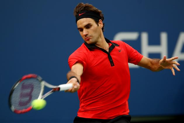 Roger Federer: 20 All Time Best Shots from the Swiss Maestro