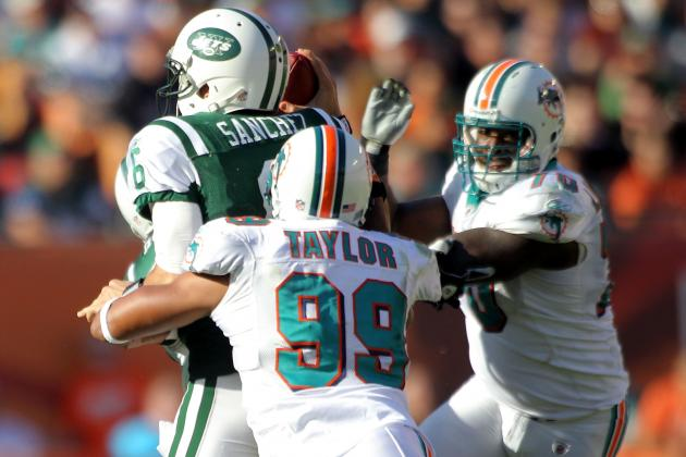 2012 NFL Mock Draft: Dolphins 7-Round, Pre-Combine Dart Board
