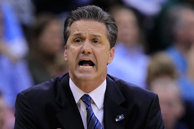 The John Calipari Era's Ultimate Kentucky Wildcats Team