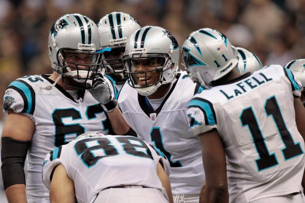NFL Power Rankings: Ranking the Best Under-.500 Teams for 2012