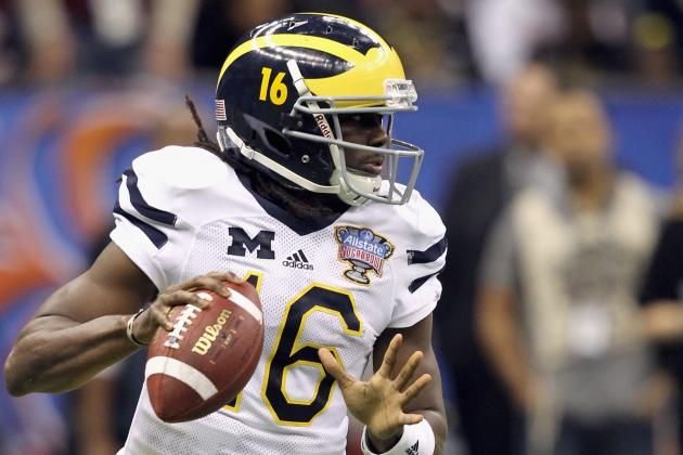 Michigan Football: 10 Things Michigan Fans Wish For in 2012