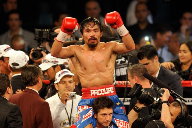 Manny Pacquiao: Three Reasons He Can't Fight Floyd Mayweather Jr. Next