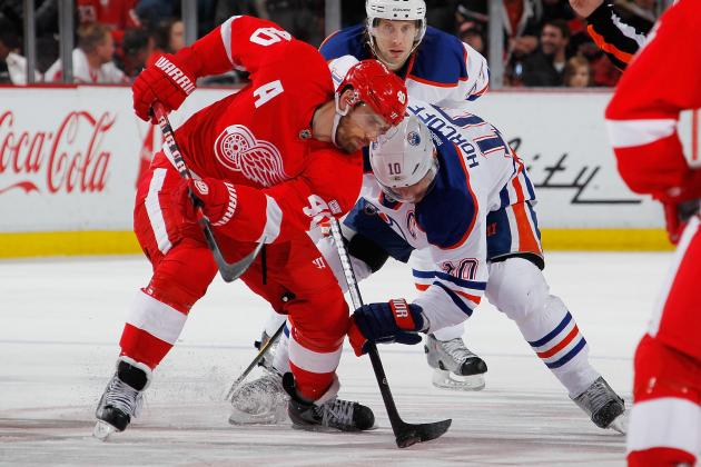 Detroit Red Wings: 5 Ways to Help Struggling Power Play