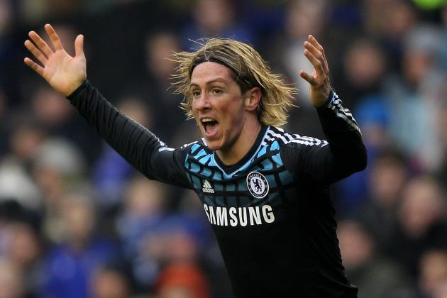 Chelsea vs. Everton: Torres, Lampard and Player Grades for the Blues