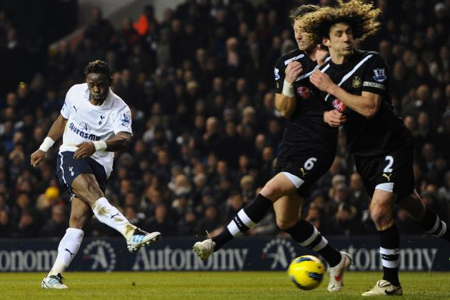 Tottenham vs. Newcastle: Player Rating from Spurs' 5-0 Blowout Win