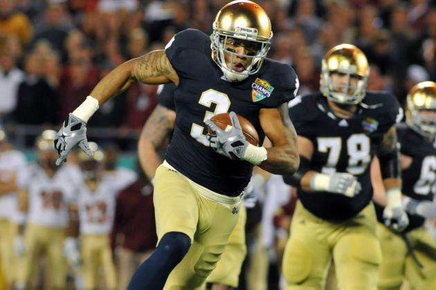 2012 NFL Mock Draft: Full 7-Round Predictions for Chicago Bears