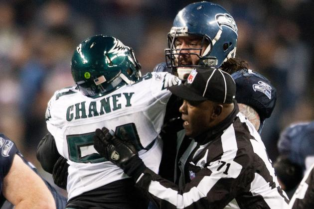 5 Philadelphia Eagles Starters That Must Be Replaced in 2012