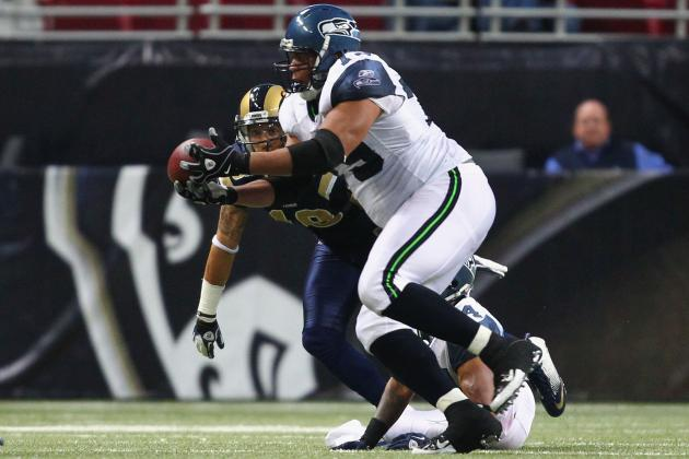 Seattle Seahawks: Predicting Which Players on 53-Man Roster Won't Be Back