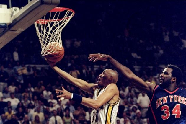 Reggie Miller vs. Knicks and the 10 Worst Enemies in Sports