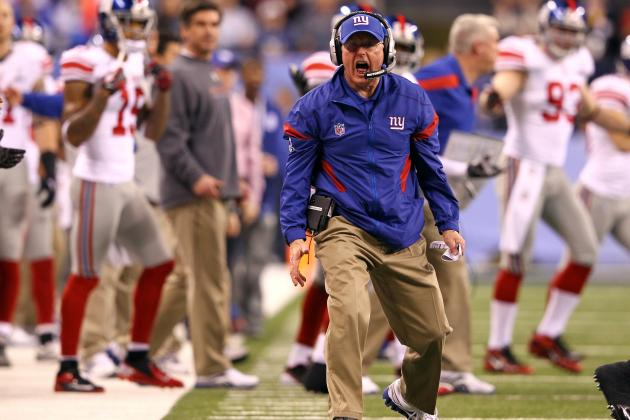Tom Coughlin, Bill Belichick: The One Question to Ask Them and Other NFL Coaches