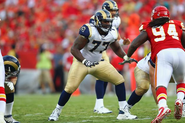 St. Louis Rams: 10 Players Who Are on the Bubble