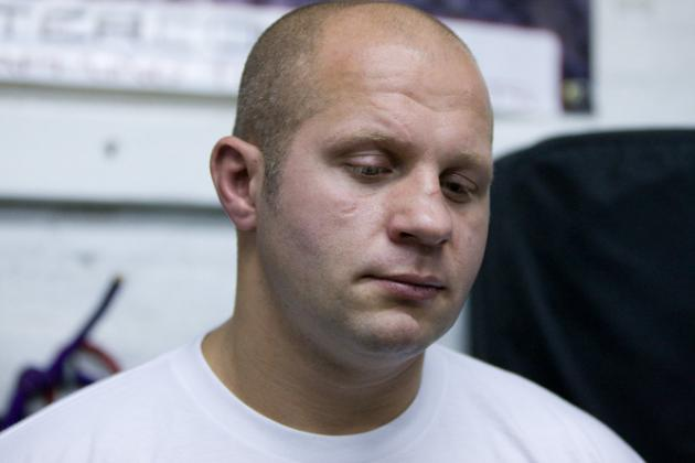 Fedor Emelianenko and 10 MMA Fighters Who Should Change Weight Classes