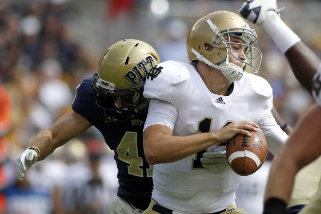 Notre Dame Football: 7 Things Holding the Fighting Irish Back from a BCS Bid