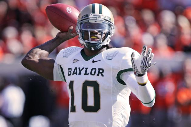 2012 NFL Mock Draft: Where Will Robert Griffin III, Other College Stars End Up?