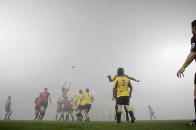 Rugby: 10 Games Played in Outrageous Conditions