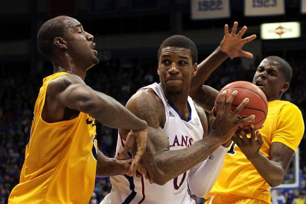 Thomas Robinson, Top 10 Rebounders in College Basketball