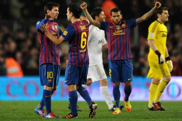 FC Barcelona: 10 Reasons They Can Still Catch Real Madrid in La Liga