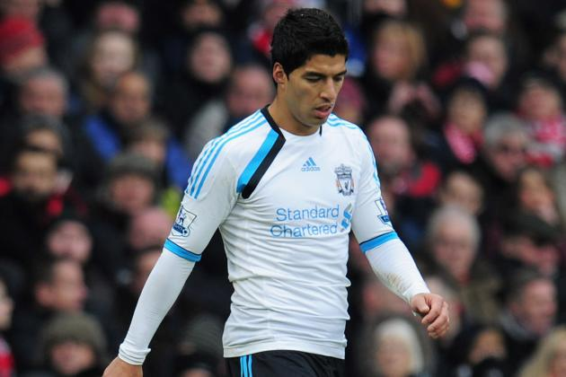 Luis Suarez: Looking at 5 of the Striker's Most Controversial Moments