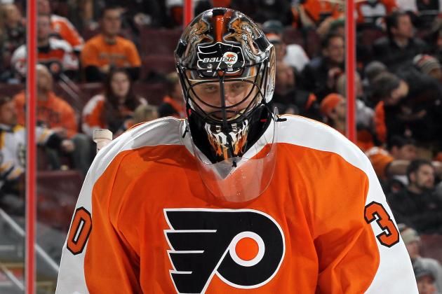 NHL Trade Speculation: Goaltenders Philadelphia Flyers Could Pursue for Playoffs
