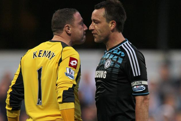 John Terry and the 15 Biggest Troublemakers in World Football