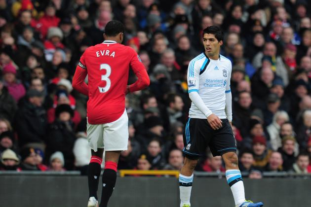 Luis Suarez, Patrice Evra Racism Row: Why It's Important