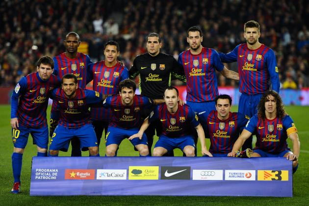 Bayer Leverkusen V Barcelona: Assessing the Barca Players in UCL First Leg