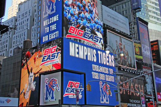 What Does Getting into the Big East Mean for Memphis?