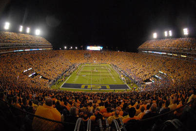 Ranking All 120 College Football Stadiums Heading into 2012