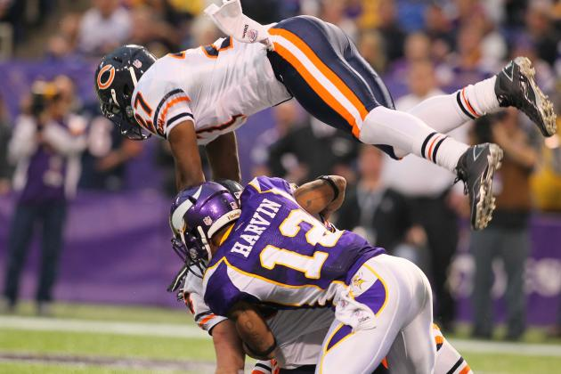 Predicting Starters at Every Position for Chicago Bears in 2012