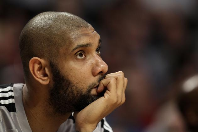 Tim Duncan and the 10 Most Boring Players in the NBA