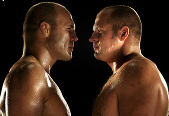 Couture vs. Fedor, Lesnar vs. Mir and 5 Dream Fights I'd Still Love to See