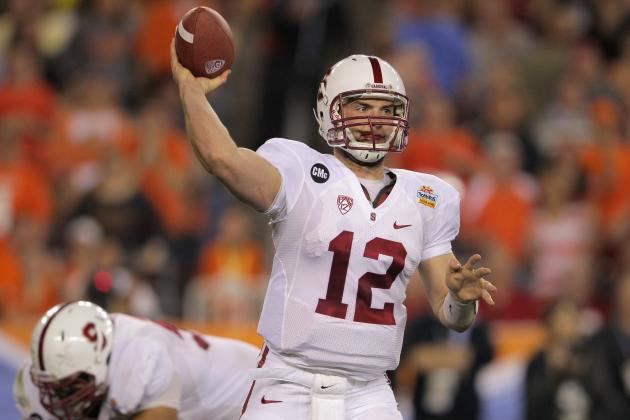 11 Best Available QBs in 2012 NFL Draft