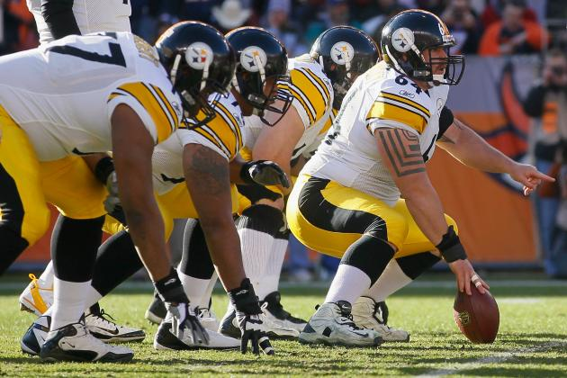 Pittsburgh Steelers: Predicting Which Players on 45-Man Roster Won't Be Back
