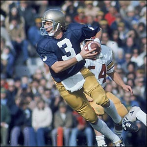Notre Dame Football: 10 Greatest Fighting Irish Players in NFL History