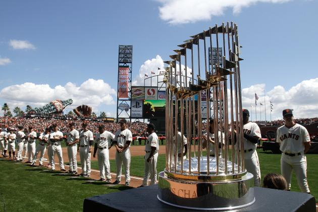 5 Reasons San Francisco Giants Will Win World Series in 2012