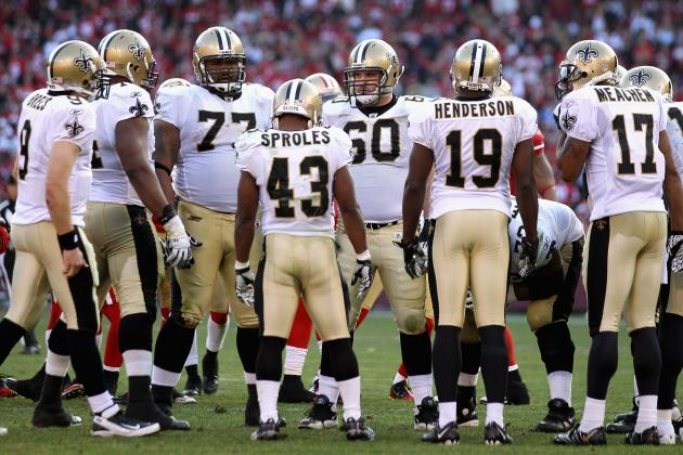 Top 10 Priority Free Agents the New Orleans Saints Need