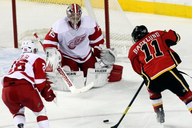 Detroit Red Wings: 5 Reasons to Not Panic About Jimmy Howard's Broken Finger