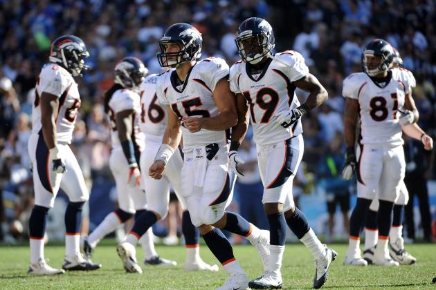 5 Denver Broncos Starters Who Must Be Replaced in 2012