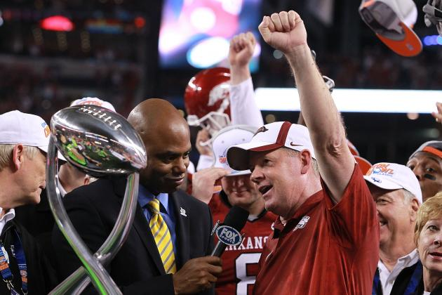 Arkansas Football: 5 Razorbacks Who Will Dominate in 2012