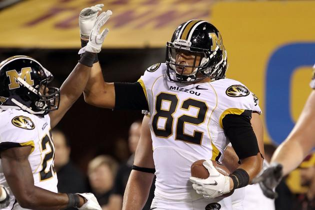 2012 NFL Draft: 10 Draft Targets the St. Louis Rams Should Be Eyeing