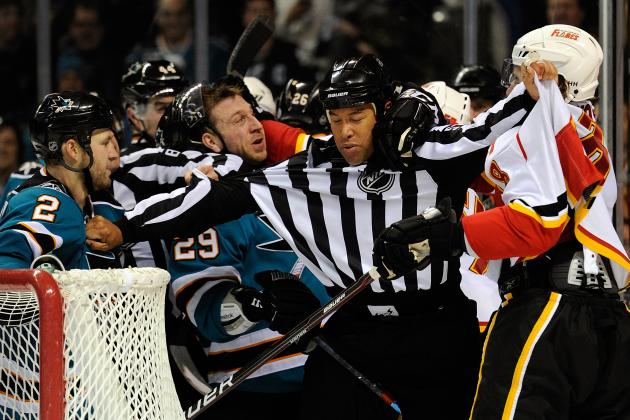 10 of the Worst Sucker Punches in NHL History (Video)