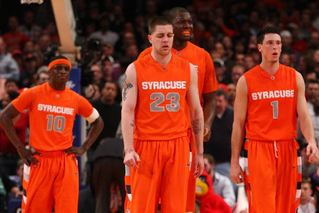 Syracuse Basketball: Why Are Most Orange Players a Letdown ...