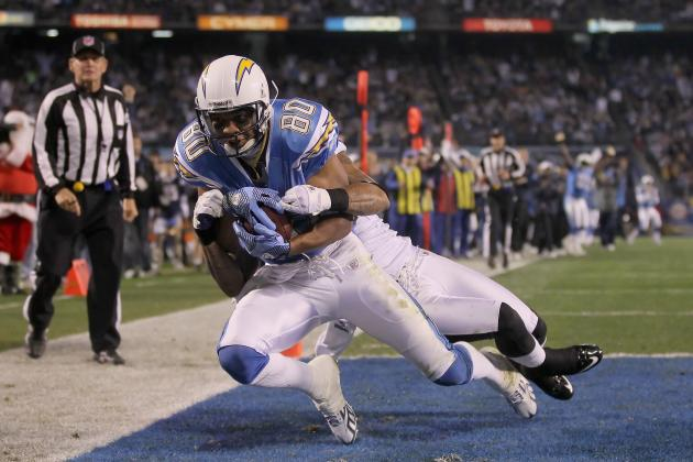 2012 NFL Draft: 5 Game-Changing Picks Chargers Must Make