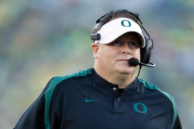 Oregon Football:  8 Ducks to Watch in 2012