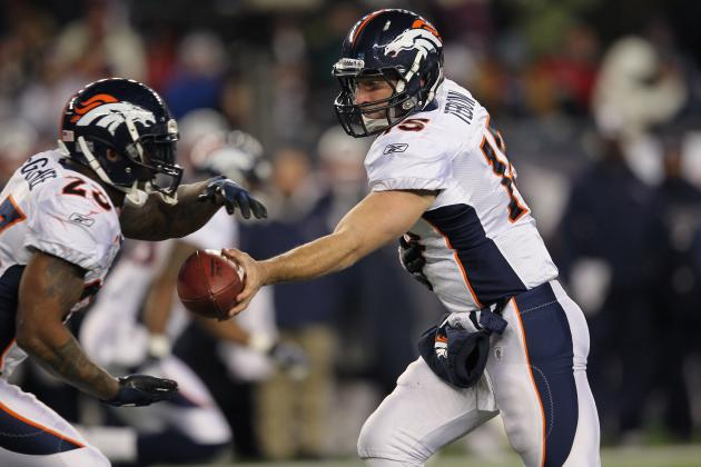 NFL Predictions: Predicting the Denver Broncos' Second Toughest 2012 Schedule