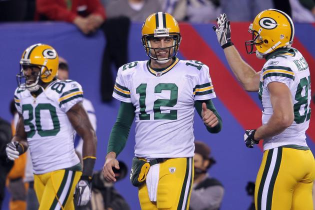 Predicting Starters at Every Position for Green Bay Packers in 2012