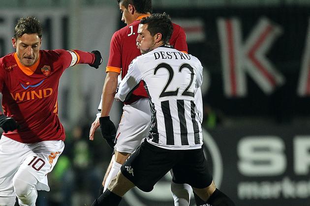 Serie A Round-Up: Siena Stun Roma, Novara Shock Inter Milan