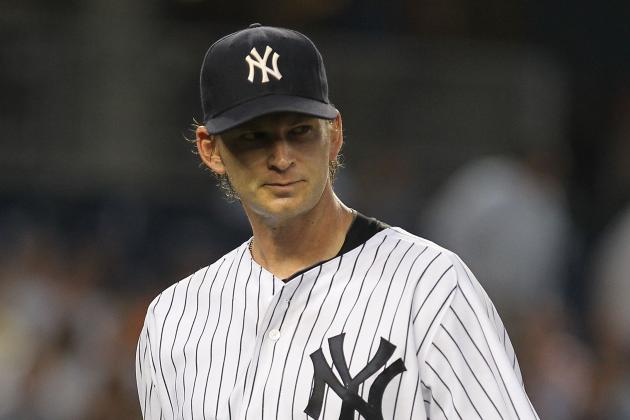 A.J Burnett and Other Yankees Who Couldn't Handle New York