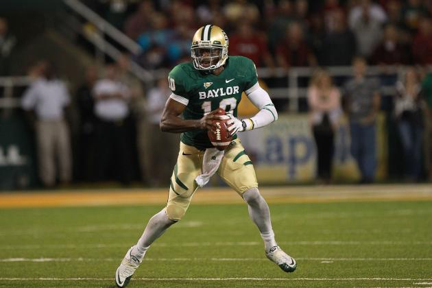 2012 NFL Draft: 50 Most Ridiculous Highlights from Players in 2012 Class