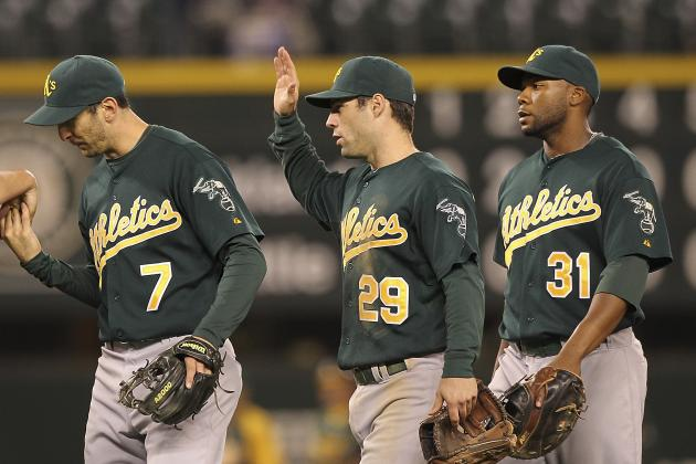 Oakland Athletics: 5 Reasons A's Will Have a Bounce-Back Year